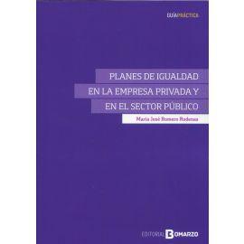 Planes de igualdad en la empresa privada y en el sector público