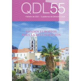 Cuadernos de derecho local Nº 55. Febrero 2021 Fondos europeos para la recuperación
