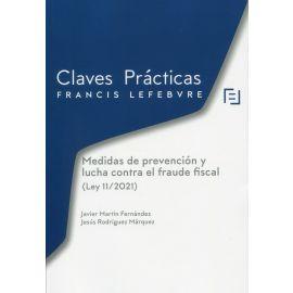 Medidas de prevención y lucha contra el fraude fiscal (Ley 11/2021)