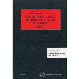 Comentario al Texto refundido de la Ley Concursal, 2 Vols