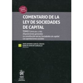 Comentario de la Ley de Sociedades de Capital, 5 Tomos