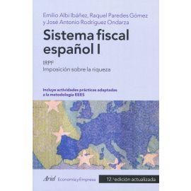 Sistema Fiscal Español I. IRPF - Imposición sobre la riqueza