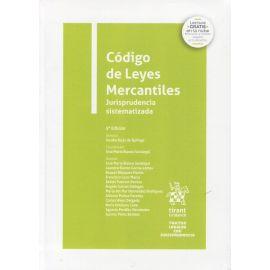 Código de Leyes Mercantiles, Jurisprudencia sistematizada