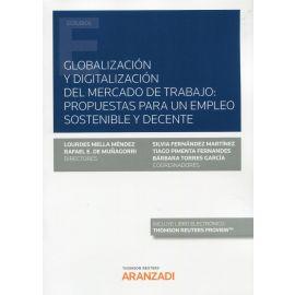 Globalización y digitalización del mercado de trabajo: propuestas para un empleo sostenible y decente