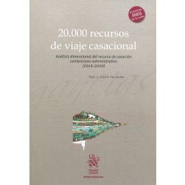 20.000 recursos de viaje casacional