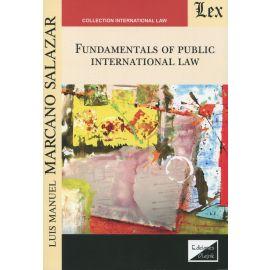Fundamentals of public internacional law.