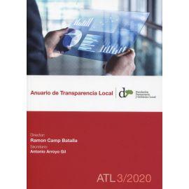 Anuario de transparencia local 03/2020