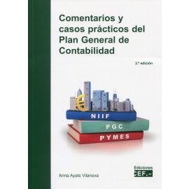 Comentarios y Casos Prácticos del Plan General de Contabilidad 2021