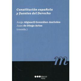 Constitución Española y fuentes del derecho
