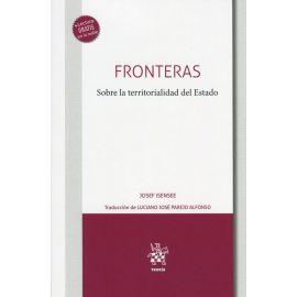 Fronteras. Sobre la territorialidad del Estado