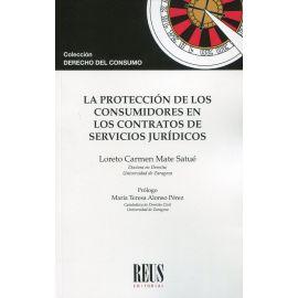 La protección de los consumidores en los contratos de servicios jurídicos