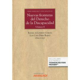 Nuevas fronteras del derecho de la discapacidad, Volumen II. Serie fundamentos del derecho de la discapacidad