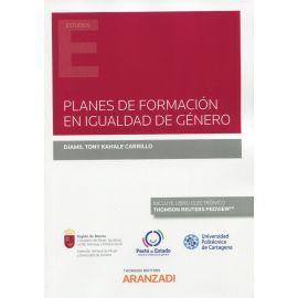 Planes de formación en igualdad de género