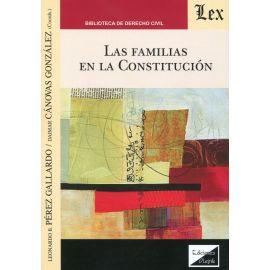 Familias en la Constitución