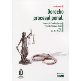 Derecho procesal penal 2021