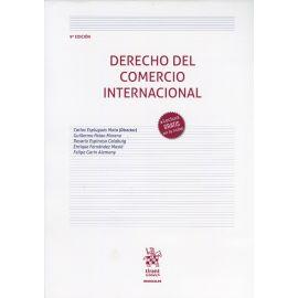 Derecho del comercio internacional.