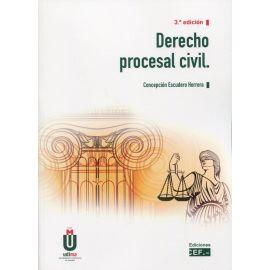 Derecho procesal civil 2021