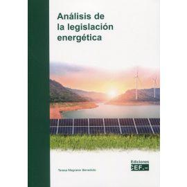 Análisis de la legislación energética