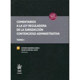 Comentarios a la Ley reguladora de la Jurisdicción Contencioso-Administrativa 2 tomos