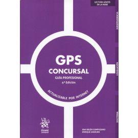 GPS Concursal. Guía profesional 2021