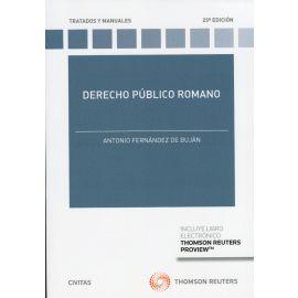 Derecho público romano 2020