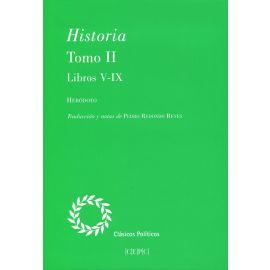 Historia 2 Tomos. (Tomo I libros I-IV, Tomo II libros V-IX)