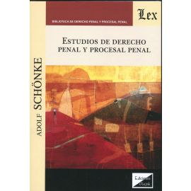 Estudio de Derecho penal y procesal penal