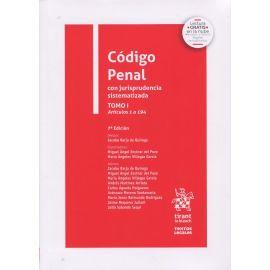 Código penal con jurisprudenica sistematizada, 2 tomos