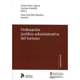 Ordenación Jurídico-Administrativa del Turismo