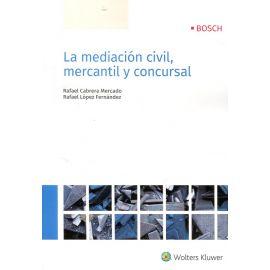 Mediación Civil, Mercantil y Concursal