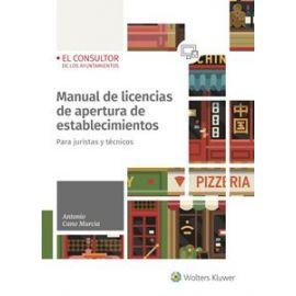 Manual de Licencias de Apertura de Establecimientos Para Juristas y Técnicos