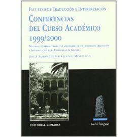 Conferencias del Curso Académico 1999/2000.