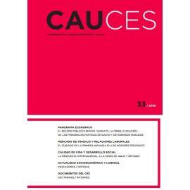 Cauces 33. Cuadernos del Consejo Económico y Social