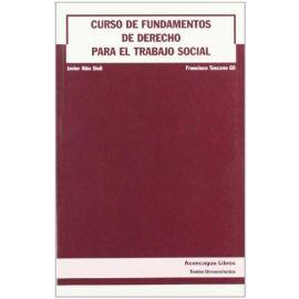 Curso de Fundamentos de Derecho para el Trabajo Social