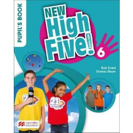New High Five 6 Pupils Book
