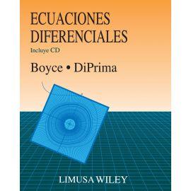 Ecuaciones Diferenciales. Incluye CD-ROM