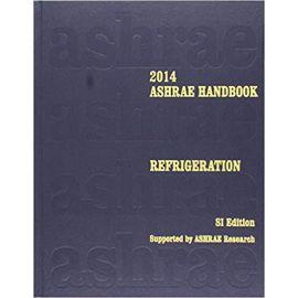 Ashrae Handbook. Refrigeration (SI)  2014