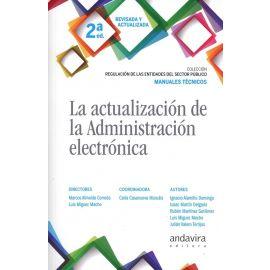 Actualización de la Administración Electrónica 2018