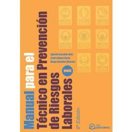Manual para el Técnico en Prevención de Riesgos Laborales.  2 Vols. + Cuaderno de Soluciones