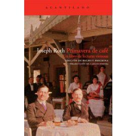 Primavera de Café : Un Libro de Lecturas Vienesas.
