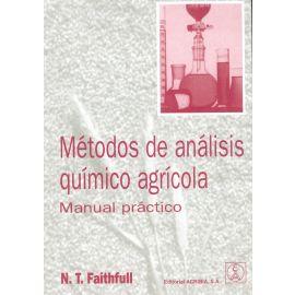 Métodos de Análisis Químico Agrícola. Manual Práctico.