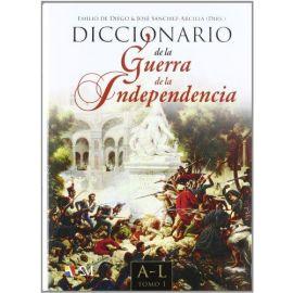 Diccionario de la Guerra de la Independencia 2 Tomos