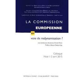 Commission Européenne en voie de Redynamisation?