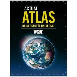 Actual Atlas de Geografía Universal