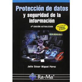 Protección de datos y seguridad de la información