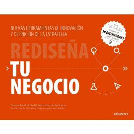 Rediseña tu negocio Nuevas herramientas de innovación y  definición de la estrategia
