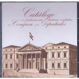 Catálogo del Patrimonio Histórico- Artístico del Congreso de los Diputados, DVD