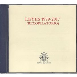 Leyes 1979-2017 DVD (Recopilatorio)