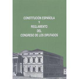 Constitución Española y Reglamento del Congreso de los Diputados (XII Legislatura) 2016