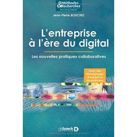Entreprise á l'ère du digital
